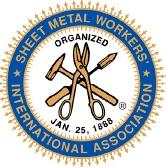 sheet metal workers logo